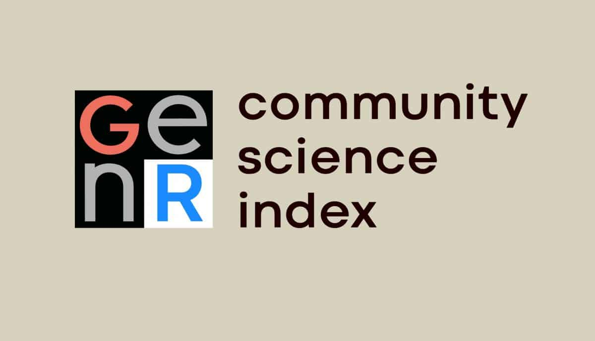 community science index