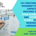 Brainstorming Capacity Building for Citizen Science and Open Science in Research Libraries